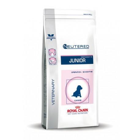 Royal Canin Neutered Junior Medium (10 to 25 kg) dog food - Kibbles