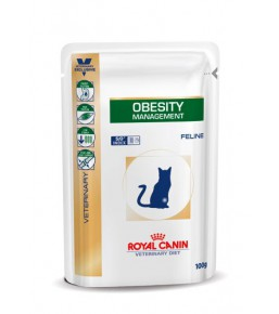 Royal Canin Obesity Management cat food - Wet food pouches