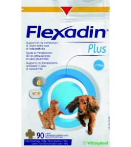 Flexadin Plus for small dogs and cats - Joint supplement
