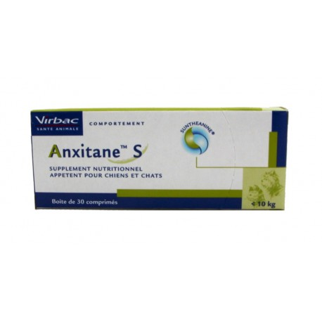 Anxitane - Anti-stress tablets for dogs and cats