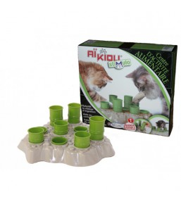 Stimulo cat kibble dispenser