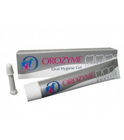 Orozyme toothpaste for dogs and cats