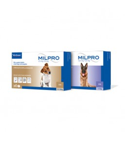 Milpro dog dewormer