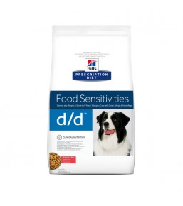 Hill's Prescription Diet D/D Canine Salmon & Rice