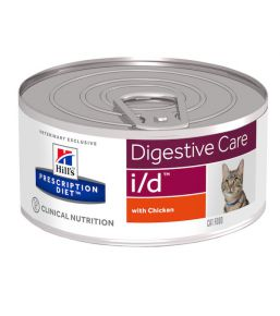 Hill's Prescription Diet i/d Feline minced chicken - canned food
