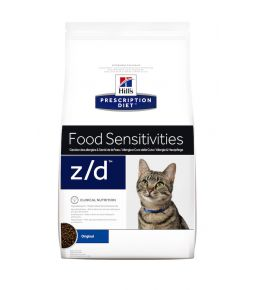 Hill's Prescription Diet z/d Low Allergen Feline - Kibbles