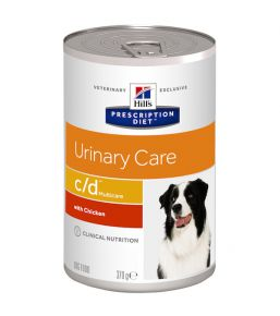 Hill's Prescription Diet C/D Canine - canned food