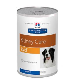 Hill's Prescription Diet Canine K/D - Canned food