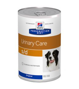 Hill's Prescription Diet S/D Canine - canned food