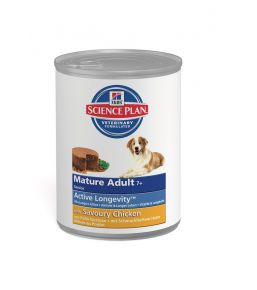 Hill's Science Plan Canine Mature Adult 7+ All Breeds - Cans