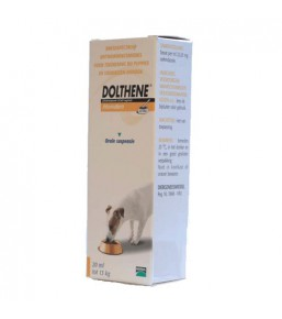 Dolthene - Deworming treatment for dogs