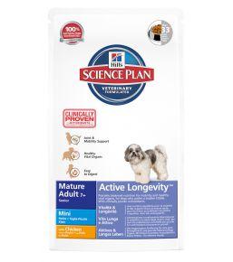 Hill's Science Plan Canine Mature Adult 7+ Active Longevity Mini - Kibbles
