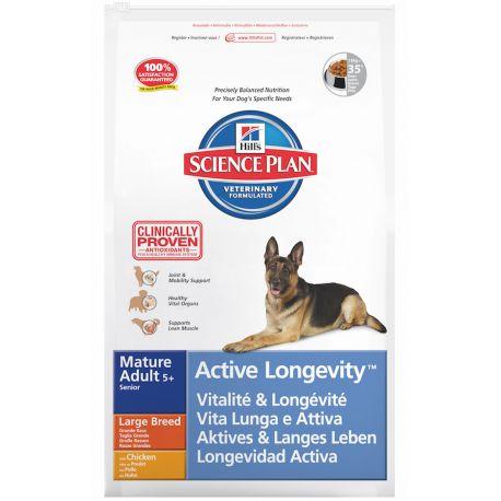 Science Plan Canine Mature Adult 5+ Active- Kibbles