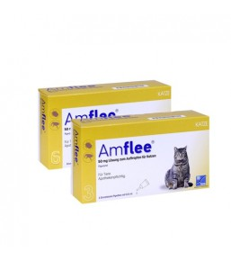 Flea and tick pipettes for cats