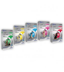 Pestigon Combo for dogs - Pipettes to treat ticks, fleas and lice in dogs