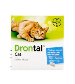 Drontal - Cat dewormer