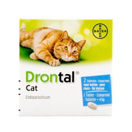 Drontal - Cat dewormer