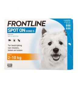Frontline Spot On Dog - Anti-flea and anti-tick S