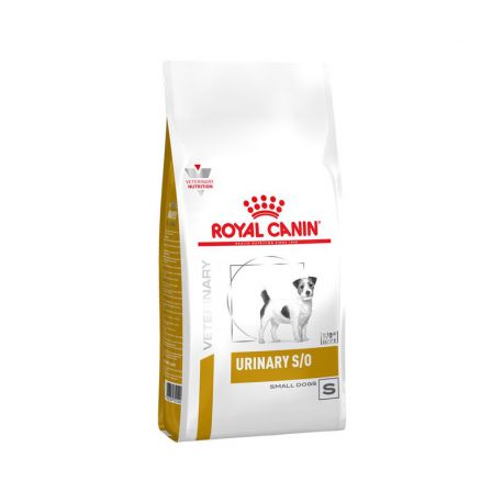 Royal Canin Urinary S/O small dog (under 10kg) food - Kibbles