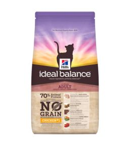 Hill's Ideal Balance Feline Adult No Grain Chicken & Potato