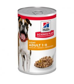 Hill's Science Plan Canine Adult Light - Canned dog food