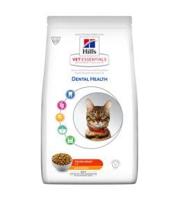 Hill's VetEssentials Dental Health Feline Young Adult Cat - Kibbles