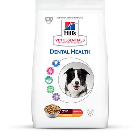 Hill's VetEssentials Dental Health Adult Medium Dog