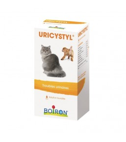 Uricystyl - Homeopathic medicine for urinary issues in dogs and cats