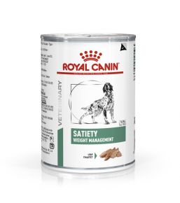Royal Canin Satiety Weight Management for dogs - canned food