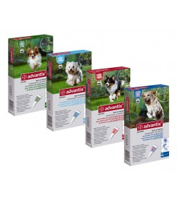 Advantix flea treatment for dogs