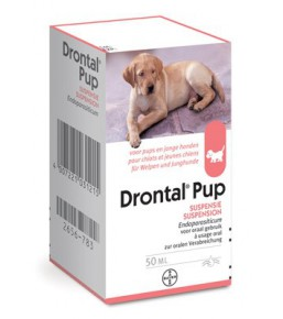 Drontal - Puppy dewormer