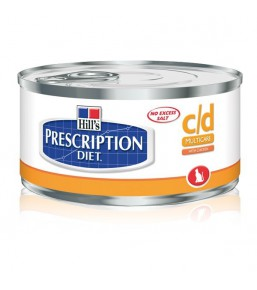 Hill's Prescription Diet c/d Feline - canned food