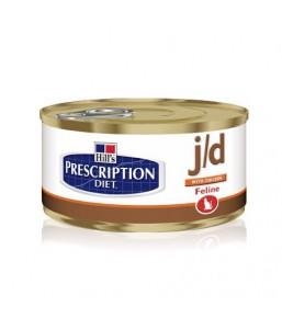 Hill's Prescription Diet j/d Feline - canned food