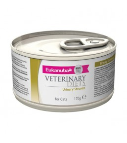 Eukanuba Veterinary Diets Urinary Struvite - canned cat food