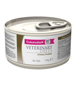 Eukanuba Veterinary Diets Urinary Oxalate - canned cat food