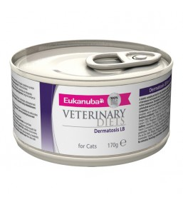 Eukanuba Veterinary Diets Dermatosis LB - canned cat food