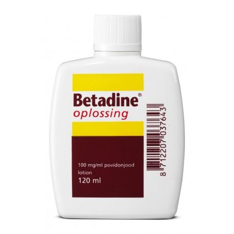 Betadine - Disinfectant solution